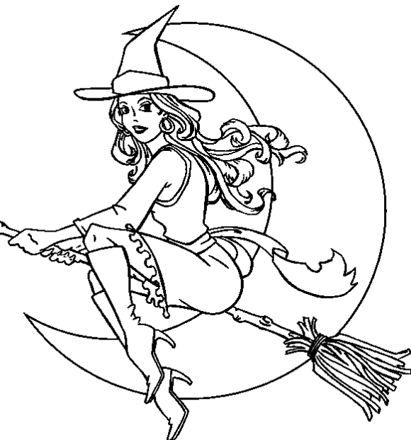 realistic halloween coloring pages 01