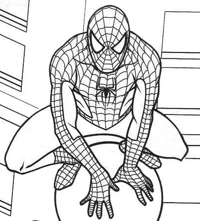 ultimate coloring pages - photo#3