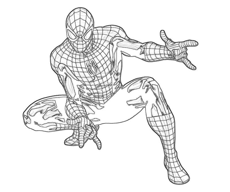 Ultimate spiderman coloring pages only coloring pages for Crayola ultimate spiderman mini coloring pages