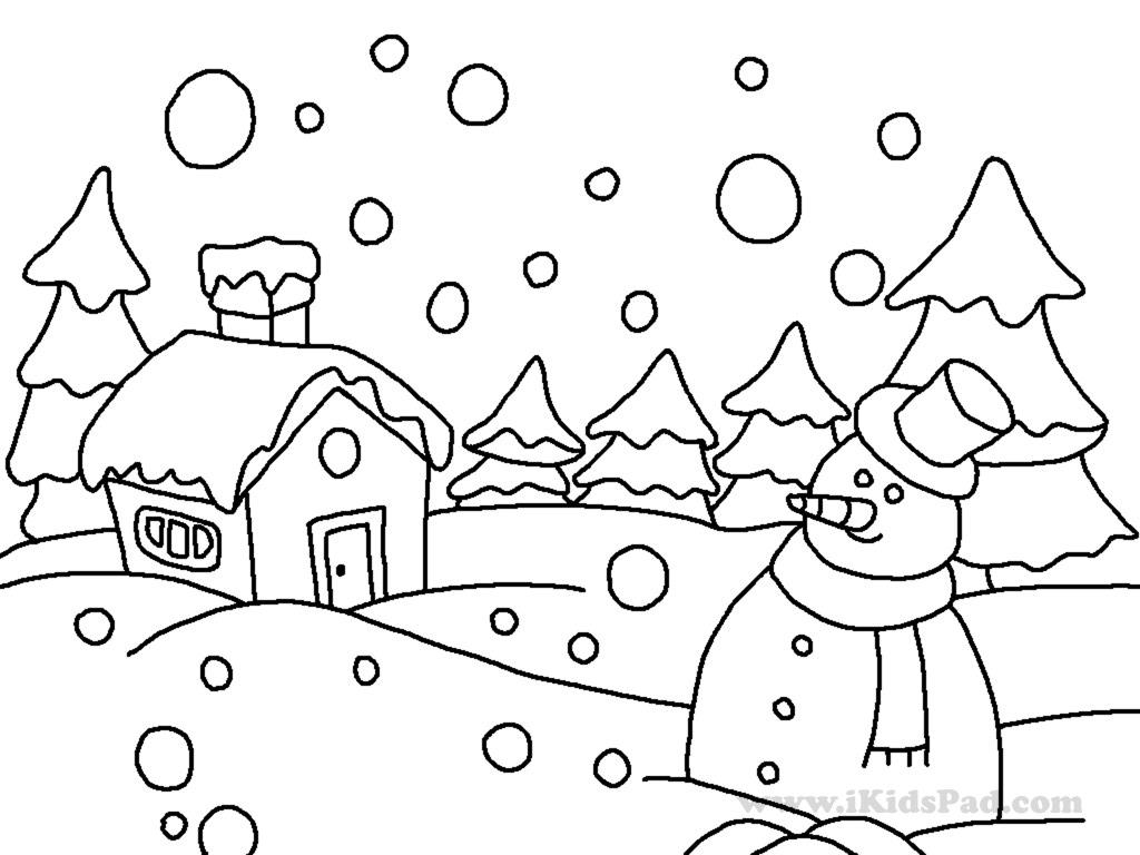 winter coloring pages 01