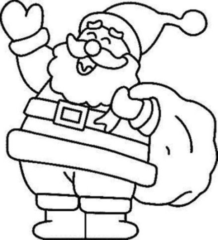 Christmas Coloring Sheets Free