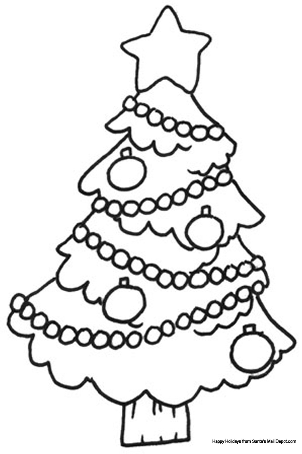 Christmas Colouring Sheet Only Coloring Pages