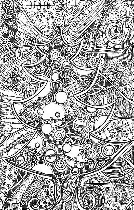 christmas noel coloring page to print 01