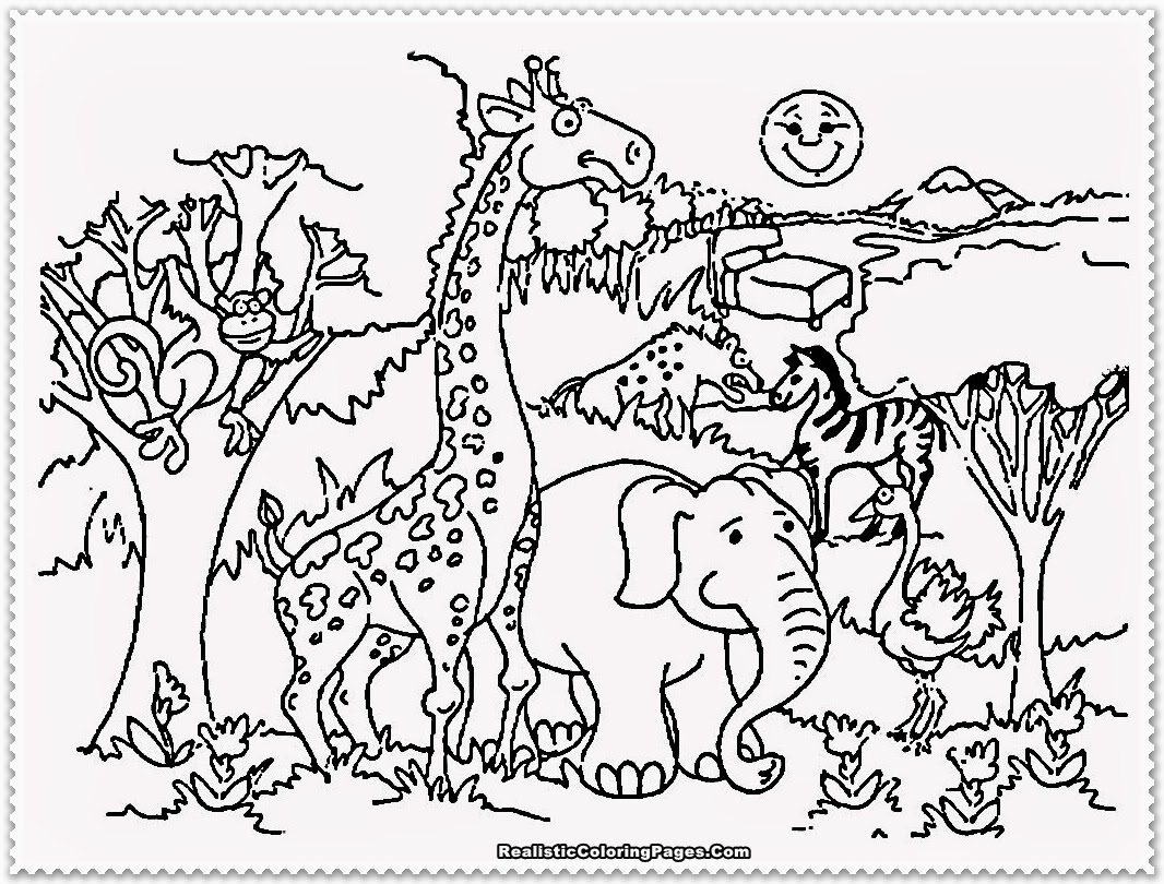 Adult Beauty Zoo Animals Coloring Pages Gallery Images top 1000 images about animals coloring pages on pinterest animal zoo images