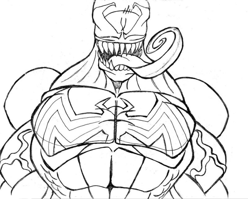 deadpool coloring pages 01