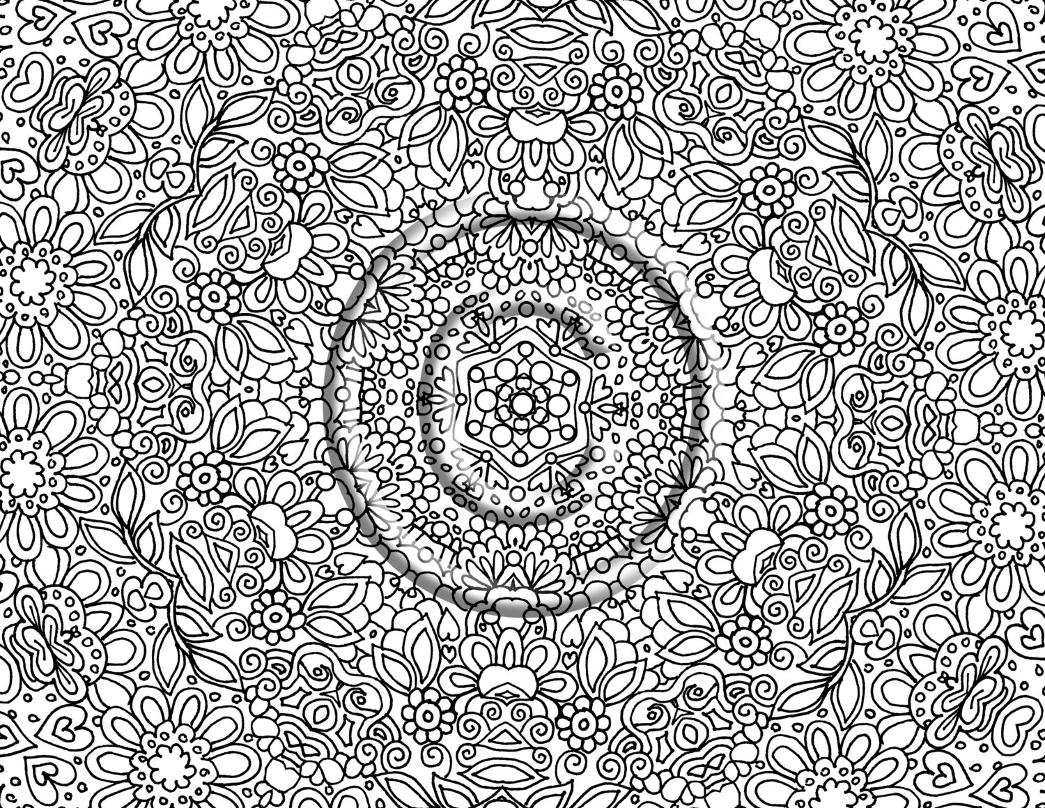 Detailed coloring pages only coloring pages