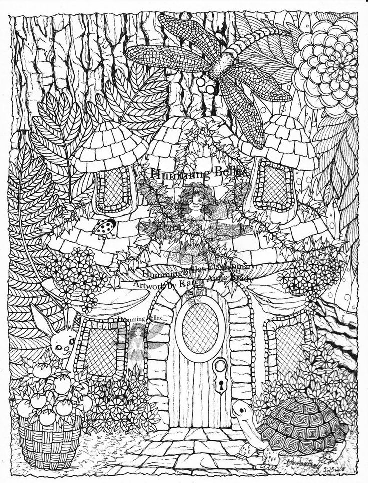 detailed online coloring pages - photo#14