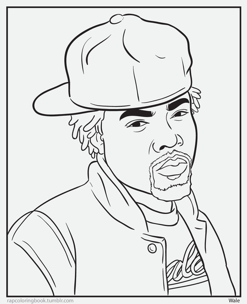 jay z coloring pages - photo#4