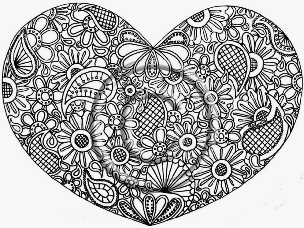Mandala Coloring Pages For Adults 01
