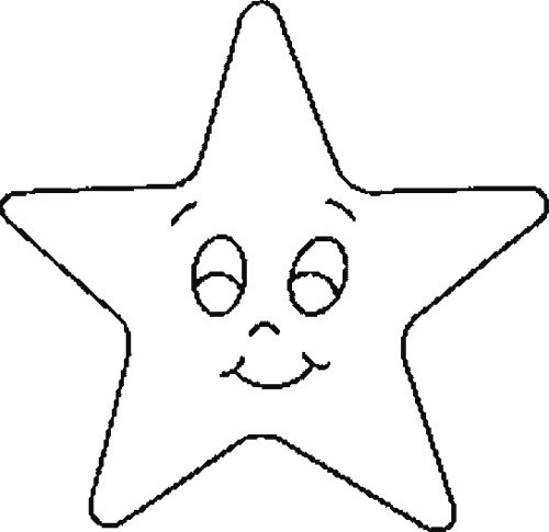 Star coloring pages only coloring pages for Christmas star coloring page