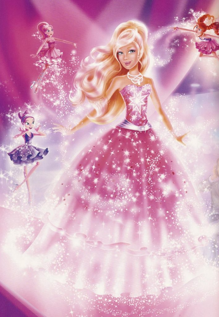 Barbie Coloring Pages Fashion Fairytale Free Printable