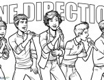 1d Coloring Pages
