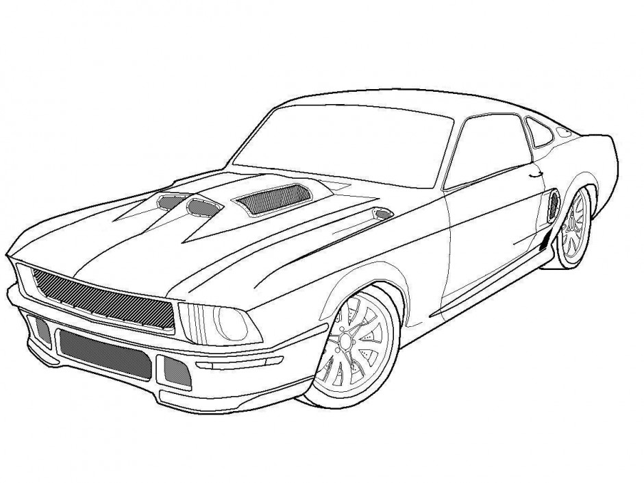 MUSCLE_CAR_COLORING_PAGES