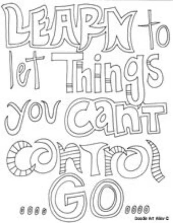 Teen Quote Coloring Pages 4
