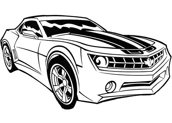 Transformers_Car_Coloring_Pages