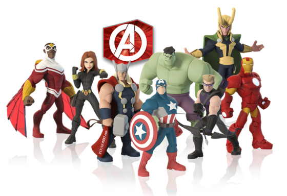 Disney Infinity Coloring Pages
