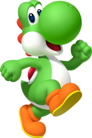 Yoshi Coloring Pages to Print Free