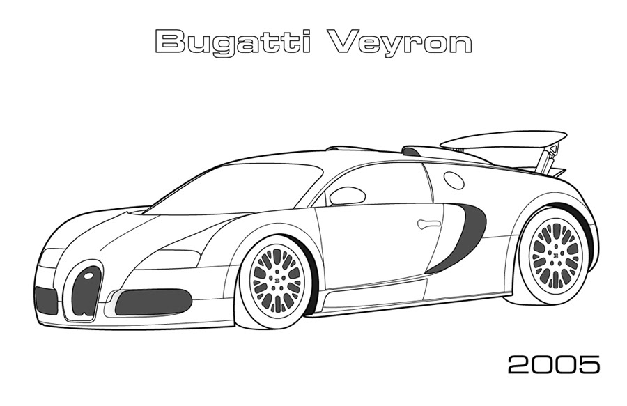Bugatti-Car-Coloring-Pages