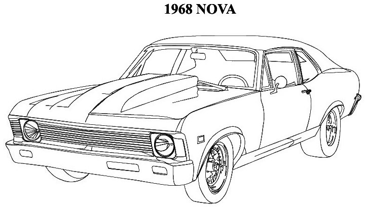 Classic_Muscle_Car_Coloring_Pages
