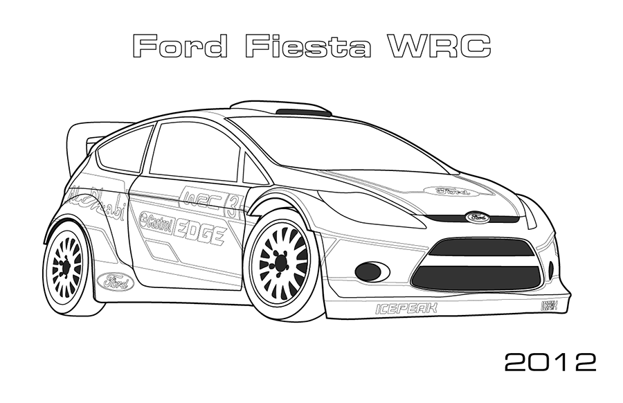 Ford-Car-Coloring-Pages
