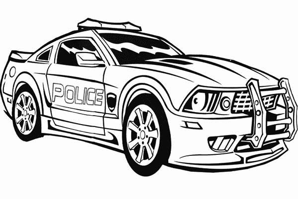 Police-Car-Coloring-Pages