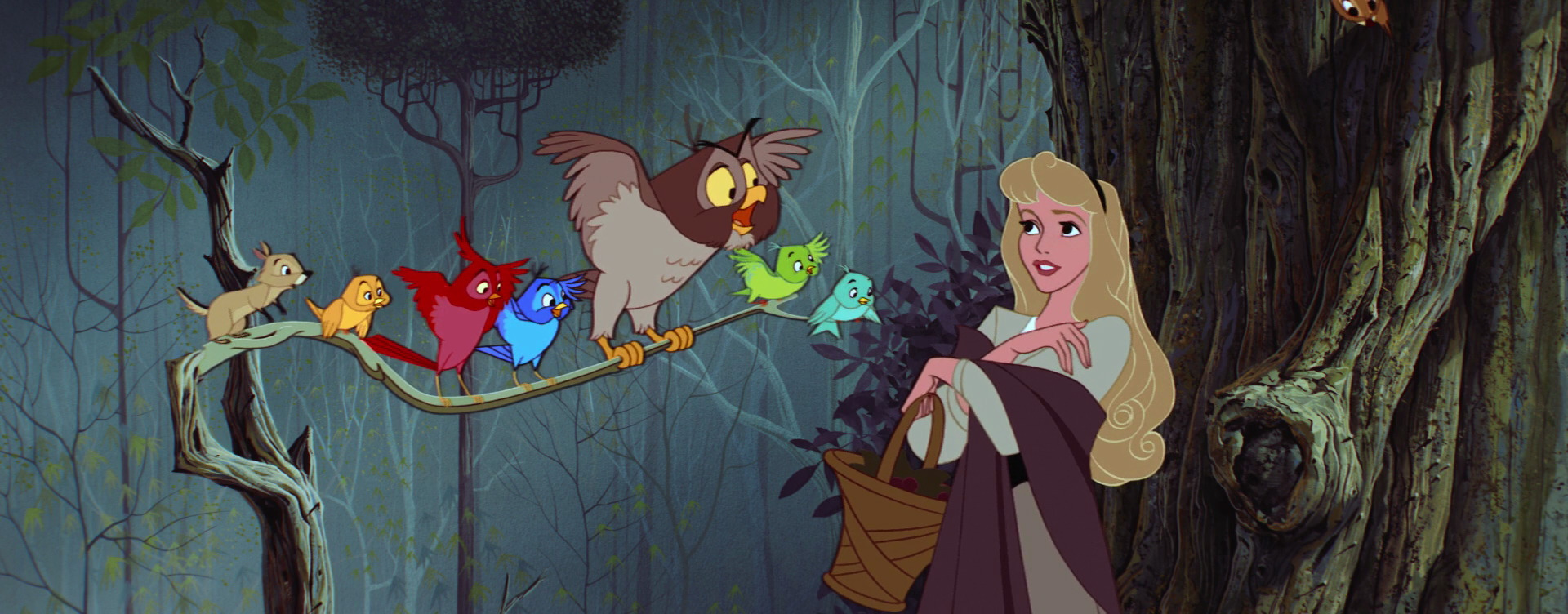Sleeping Beauty Disney Coloring Pages