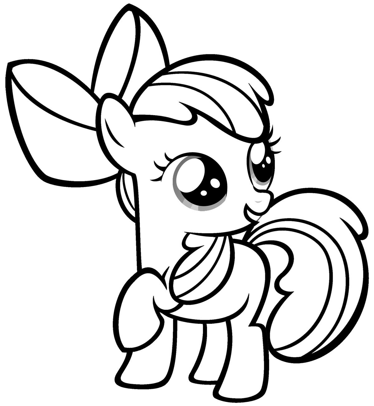 Best My Little Pony Coloring Pages