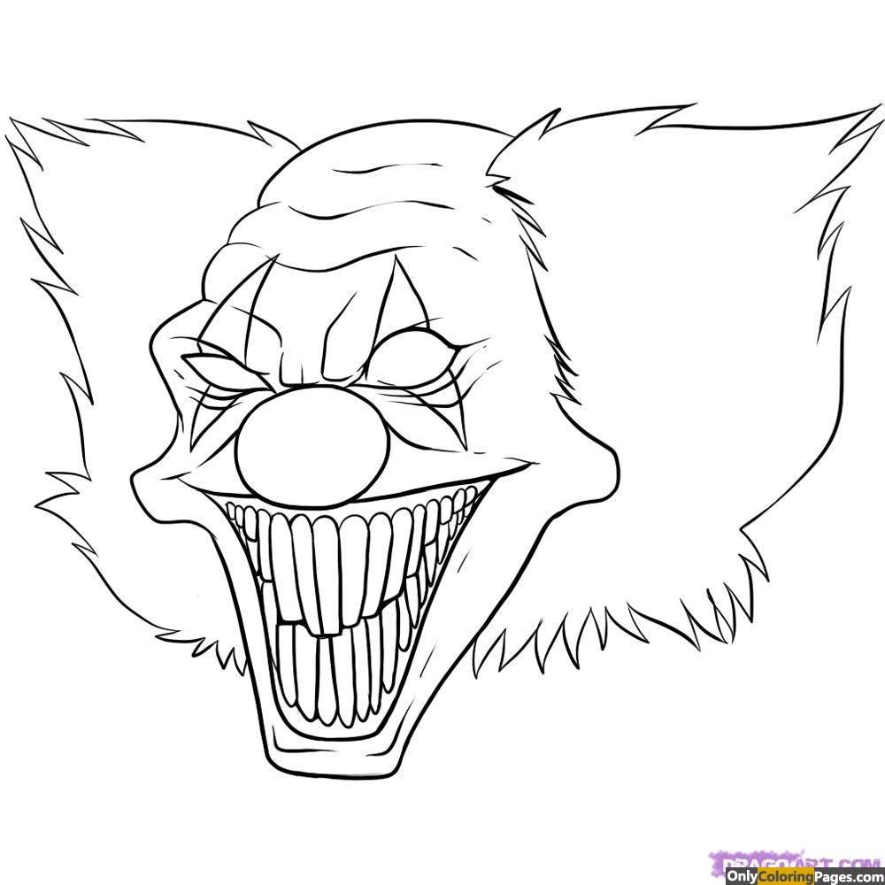 killer-clown-coloring-pages