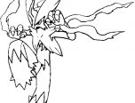 pokemon coloring pages mega blaziken