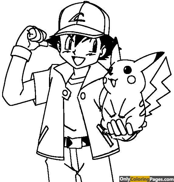 pokemon-coloring-pages-pikachu-and-ash