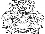 pokemon coloring pages venusaur