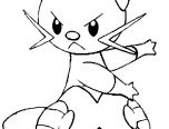 dewott coloring pages