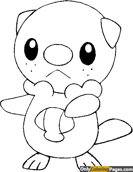 oshawott-coloring-pages