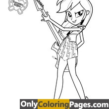 sonata dusk coloring pages