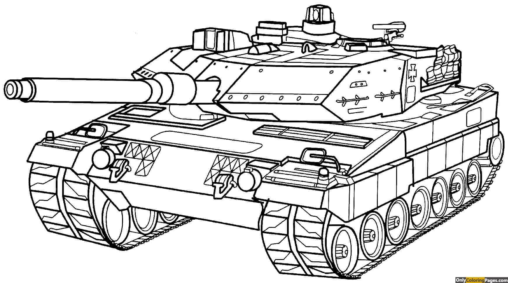 tank coloring pages - army tank coloring pages free printable online army tank