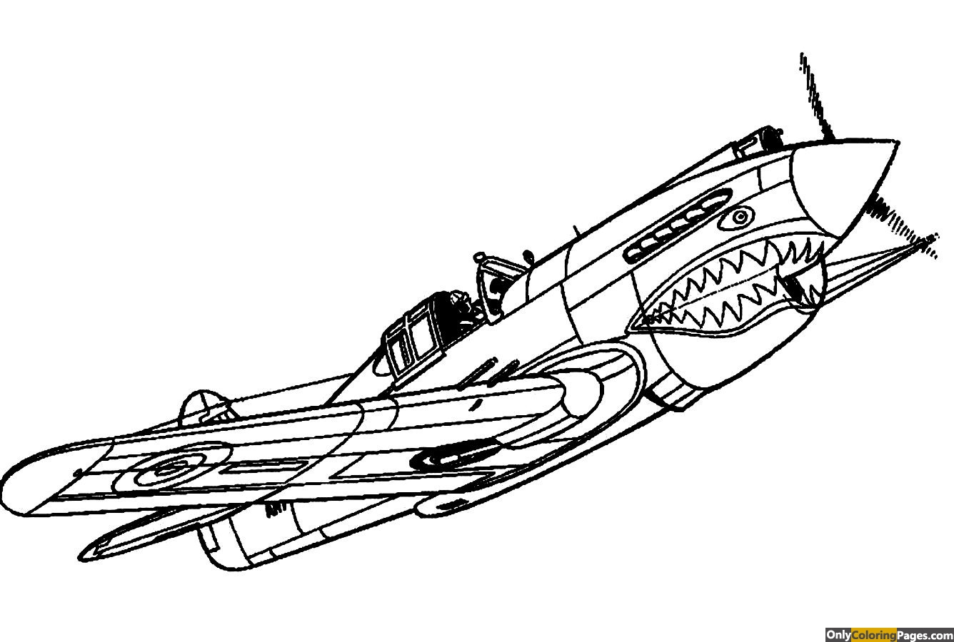 jet army man coloring pages | military airplane coloring pages | Free Printable Online ...