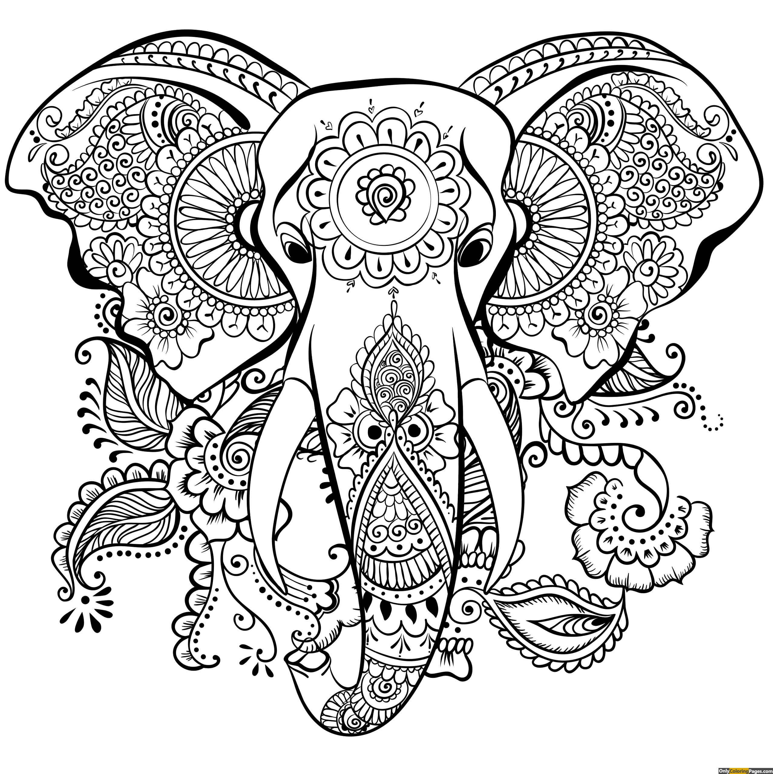 mandala coloring pages of sunday - photo#33