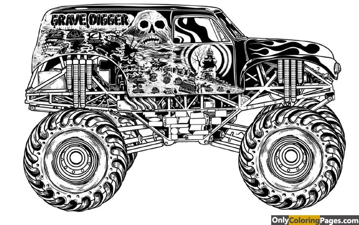 truckcoloringpages, truck, pages, monster truck, monster, freecoloringpages, Danger, colouringpages, colouring, coloringpages, coloringbook, coloring