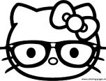 Emoji Coloring Pages Hello Kitty 152x116
