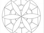 Kaleidoscope-Med-coloring-sheet-for-adults-152x116