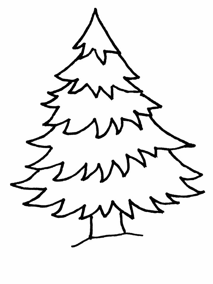 Tree Coloring Pages 15