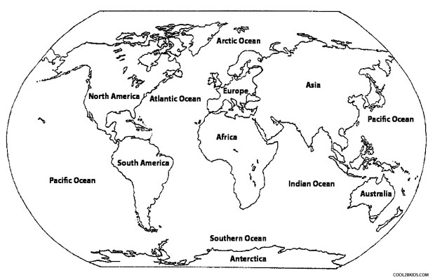 World_Map_Coloring_Pages_03