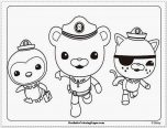 coloring pages to print octonauts 152x116