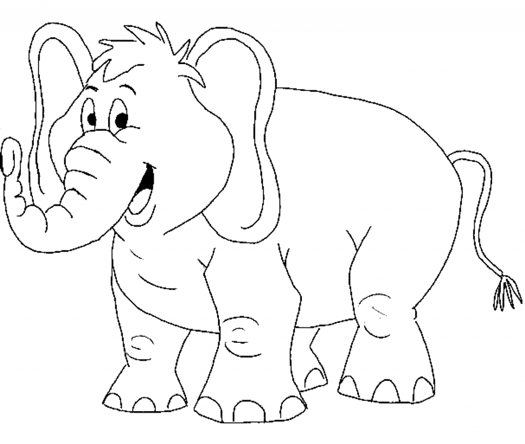 Elephant And Piggie Coloring Pages Only Coloring Pages