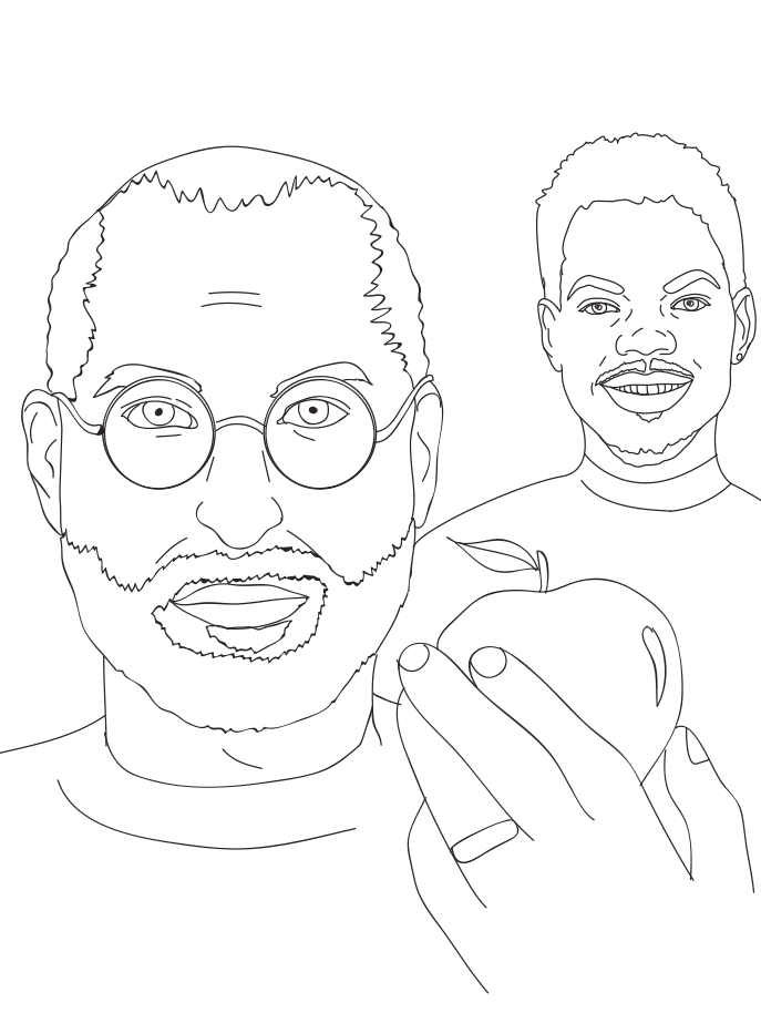 Chance The Rapper Coloring Sheets Free Coloring Pages Printable