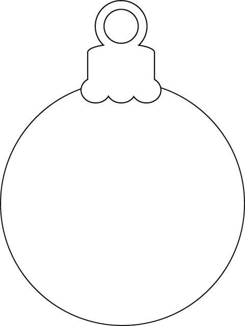 photograph regarding Christmas Ornaments Coloring Pages Printable identified as absolutely free printable xmas ornaments in direction of colour Just Coloring