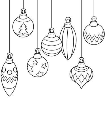 graphic about Printable Christmas Ornament Templates referred to as printable xmas ornament templates Simply just Coloring Internet pages