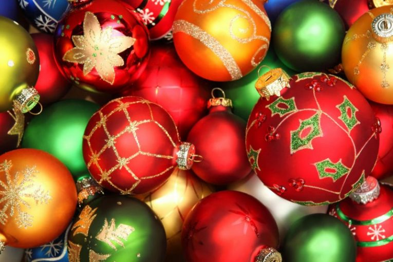 {*BEST*} Christmas Ornaments Coloring Pages