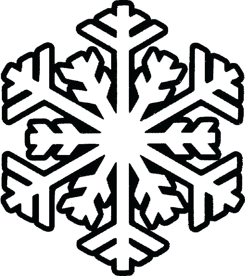 snowflake coloring sheets free