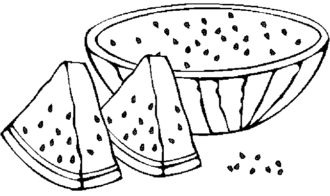 watermelon slice coloring page, watermelon pictures to color, watermelon coloring pages printable, watermelon coloring pages preschoolers, fruit coloring pages, cute watermelon coloring pages